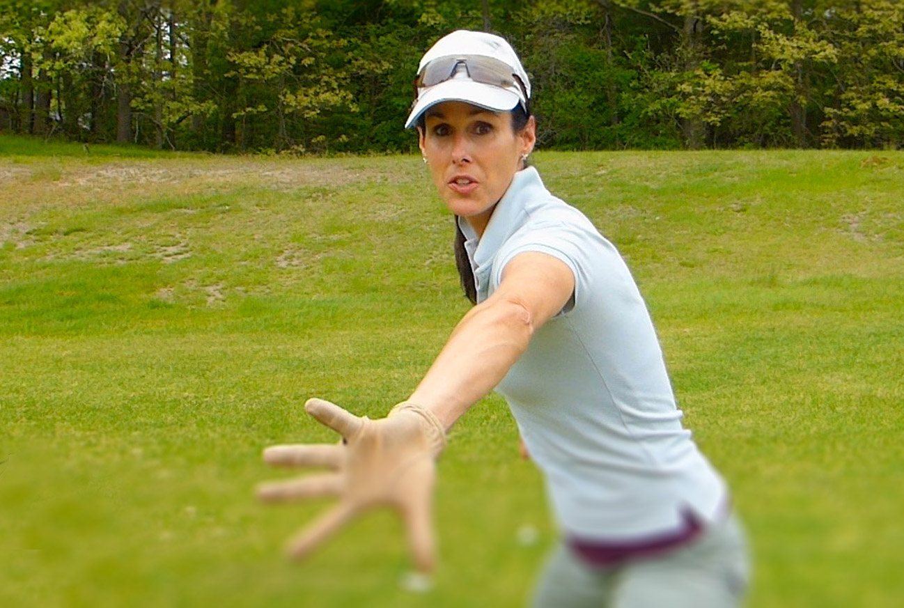 Tip of the Week | CHRI... Christina Ricci Golf