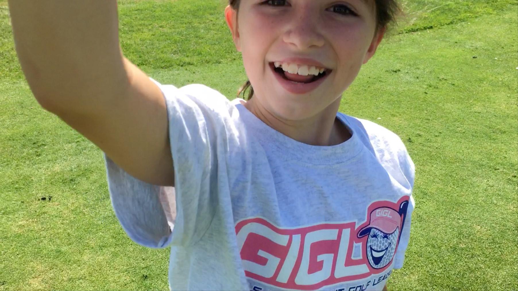 Girls Golf Program | C... Christina Ricci Golf