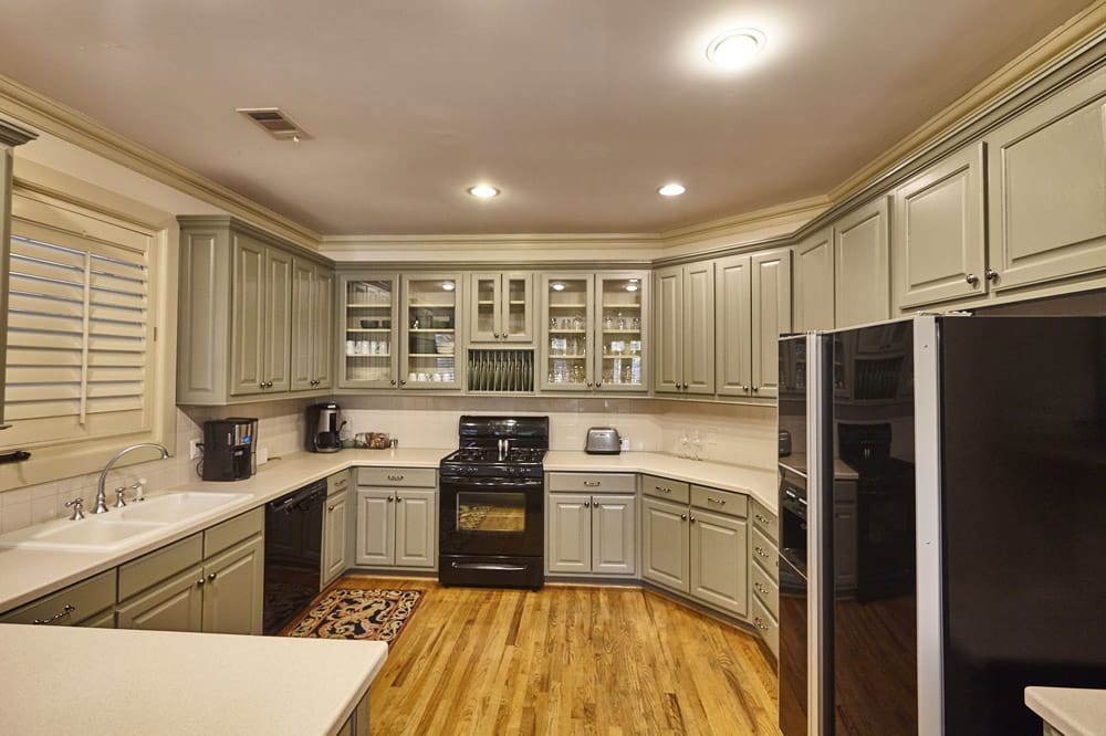 Villa—Kitchen