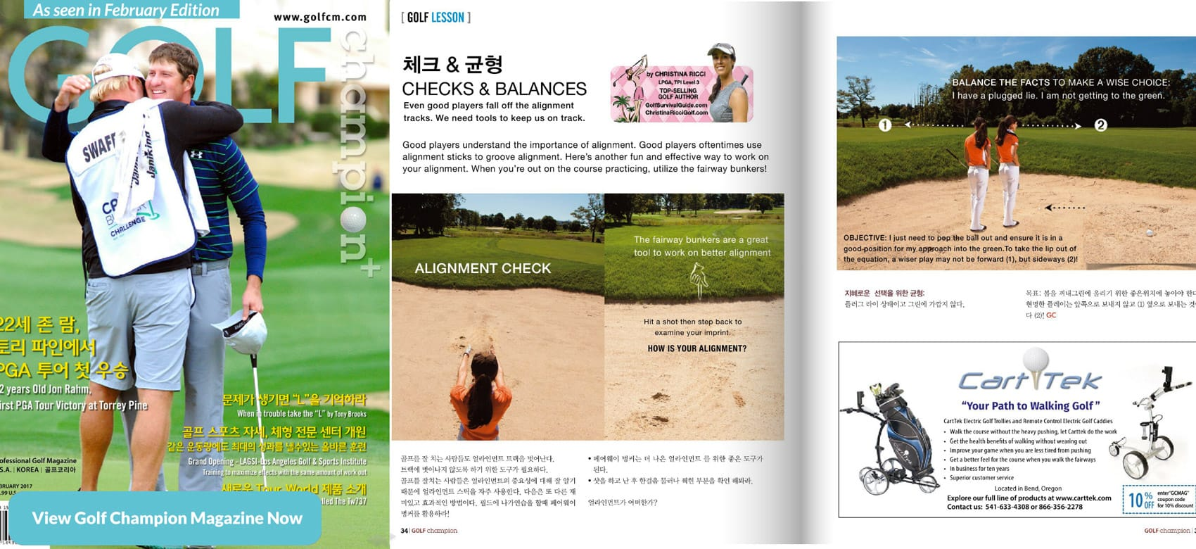 ChampionGolf-FebEdition-Bunker-Checks